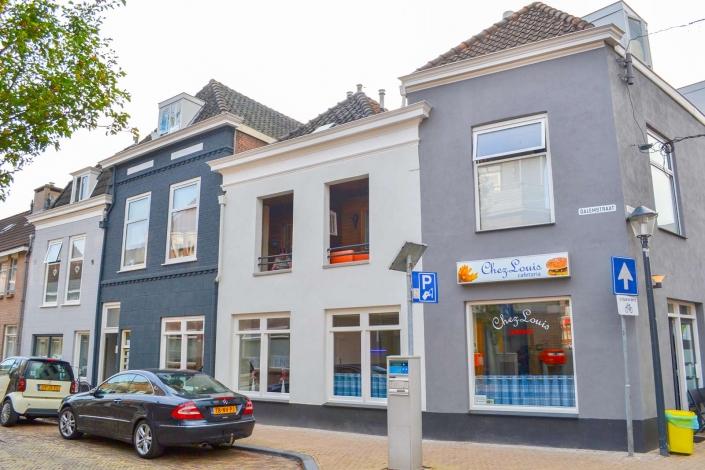 herbestemming winkel binnenstad Gorinchem na de renovatie van de panden